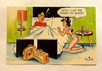 "Vintage 1950-60s Comic ""Now I Lay Me Down To SLEEP"" Laffin' Comics MOON PC 1226"