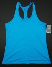 Nike Women's XL - DRY TRAINING TANK TOP - Blue 648567 407