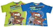 Disney Kurzarm Jungen-T-Shirts, - Polos & -Hemden aus 100% Baumwolle