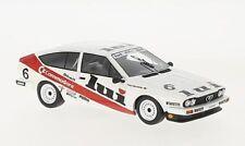 Alfa ROMEO GTV 6 DPM 1985 P.oberndorfer 1 43 Model Neo Scale Models