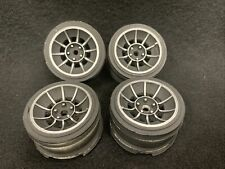 1/10 VTA Vector Wheels Set, Resin Cast
