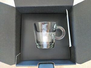 NESPRESSO VIEW Espresso Cup & Saucer Set (VIEW Collection) - Brand New