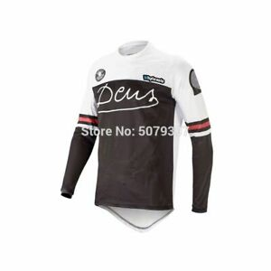 Motocross Jersey Long Sleeve Racing Moto GP Clothes Quick Dry Bike