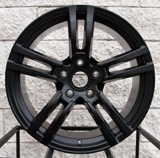 "20"" Porsche Cayenne wheels and tires Turbo II GTS rims - Satin Black"