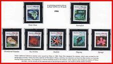 PALAU 1984 MARINE LIFE  MNH  SHELLS, FISH, TURTLE, MANATEE,ANIMALS fv~$10.00