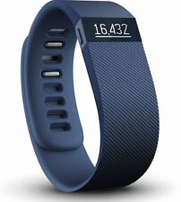 Fitbit Charge Fitness Tracker Large blau