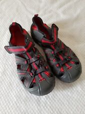 Merrell Hydro Red Black Youth 3W