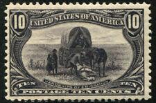 USA #290 Hardship of Emigration Stamp Postage 1898 Mint LH VF OG