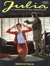 Fumetto#Julia.213.Gradi di follia.Sergio Bonelli Editore