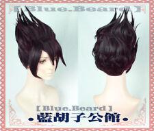 Game New Danganronpa V3 Momota Kaito Short Cosplay Wig (Need Styled) +Track