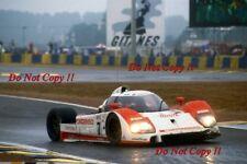 Lees & Brabham & Katayama Toyota TS010 Le Mans 1992 Photograph 1