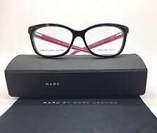 NEW AUTHENTIC MARC BY MARC JACOBS TORTOISE/ PINK WOMEN OPTIC FRAMES- MMJ571/C4B