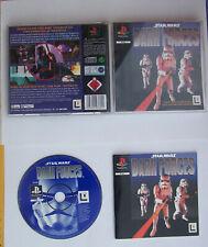 Star Wars Dark Forces Playstation 1 Komplett