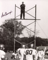 ARA PARSEGHIAN SIGNED AUTOGRAPHED 8x10 PHOTO NOTRE DAME FOOTBALL BECKETT BAS