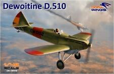 Dewoitine D.510 << Dora Wings #48008, 1:48 scale