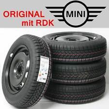 """15"""" Orig. MINI Radsatz 175/65 Winterreifen Firestone mit RDK Cabrio One Cooper"""
