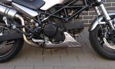 Ducati Monster Engine  Bellypan fairing  cowl  spoiler Pleiades Customz