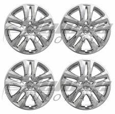 """18"""" Chrome Wheel Skins Hubcaps (Set of 4) FOR 2018 2019 Ford Explorer"""
