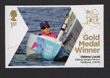 2012 SG 3397 Helena Lucas - Sailing - Paralympic Games Gold Medal Winner