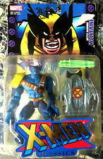 Toy Biz Battle Ravaged Wolverine **Mislabel Actually Beast in Packaging** 2000