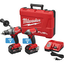 Milwaukee Electric Tool 2795-22 M18 Fuel™ 2-Tool Combo Kit With One-Key™