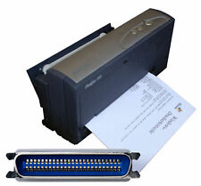 Compact HP Deskjet 350C Printer For Ms-dos Windows 3.11 95 98 Parallel