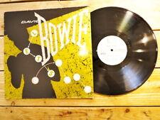 DAVID BOWIE LET'S DANCE NO LP MAXI 45T VINYLE EX COVER EX ORIGINAL 1983