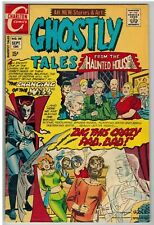 GHOSTLY TALES #88 1971 DITKO ART CHARLTON BRONZE AGE!