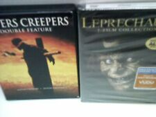 Leprechaun 7 film collection/ Jeepers Creepers Double Pack