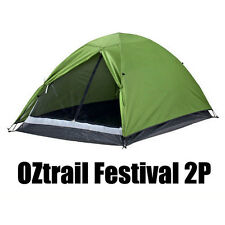OZtrail Festival 2 Person Dome Compact Tent Man Hiking (2.1kg)