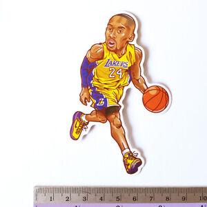 Lakers NBA Player logo Sticker Skateboard Basketball Sticker