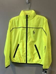 New BIG BOYS Ralph Lauren POLO BIG PONY activities Track Jacket size L(14-16)