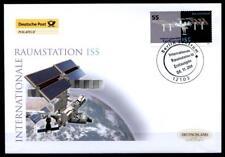 """Int. Raumstation """"ISS"""" im Orbit. FDC. Berlin. BRD 2004"""