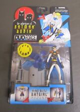 Wind Blitz Batgirl THE ADVENTURES OF BATMAN AND ROBIN Kenner MOC Duo Force