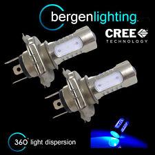 2X H4 BLU CREE LED ANTERIORE ABBAGLIANTE & KIT FARI ANABBAGLIANTI XENON HM501303