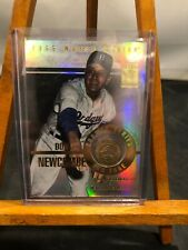 DON NEWCOMBE SUBWAY SERIES FANFARE TOKEN! 2003 TOPPS TRIBUTE WS #SSF-DN DODGERS!