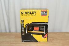 STANLEY 15 Amp Battery Charger with 40 Amp Engine Start (BC15BS)