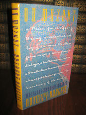 1st Edition ON MOZART Anthony Burgess ESSAYS Classical Music FIRST PRINTING