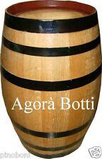Botti/botte in ROVERE 150 lt ! Produzione Francese!!!