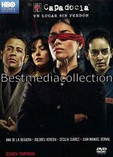 Capadocia 2 Un Lugar Sin Perdon DVD NEW 4 Disc SUBTITLED 2da Temporada  SEALED