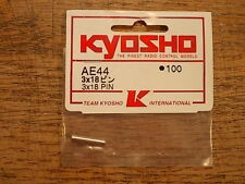 AE44 3x18 Pin - Kyosho Pure Ten Alpha