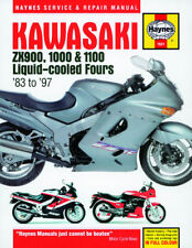 kawasaki ninja 250r gpz 250 r ex250 e1 1986 1987 complete service manual workshop guide