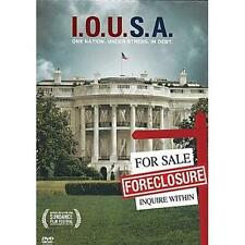 I.O.U.S.A. (DVD, 2009) NEW