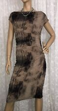 METALICUS SIZE ONE ( 10) STRETCH EVENTS DRESS AS NEW