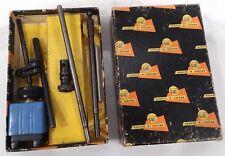 Brown & Sharpe Magnicator Jr. 7752 Magnetic Base accessories fine adjustment USA