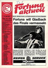 BL 73/74 Fortuna Düsseldorf - Borussia Mönchengladbach, 11.05.1974