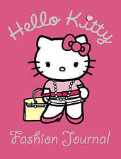 Fashion Journal (Hello Kitty), Unknown , Good   Fast Delivery