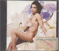 Prince : Lovesexy CD FASTPOST