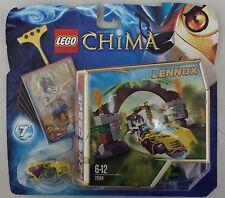 LEGO LEGENDS OF CHIMA N. 70104 - LENNOX - SIGILLATA