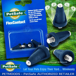 PetSafe Flexible Contact Points FlexContact Wireless Fence Collars PAC00-12122